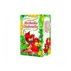 Herbatka Diabetefix 20szt (Preparaty na poziom cukru)