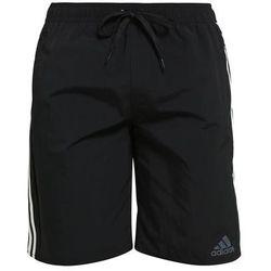 adidas Performance Szorty kąpielowe black/white