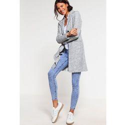 ONLY ONLELLA Płaszcz wełniany /Płaszcz klasyczny light grey melange
