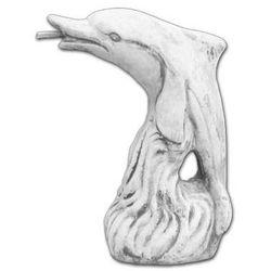 Figura ogrodowa betonowa Delfin 53cm