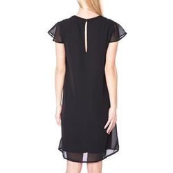 Lita Sukienka Czarny M, Vero Moda