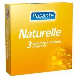 Naturelle (1 op./3 szt.) o anatomicznym kształcie wyprodukowany przez Pasante (uk)