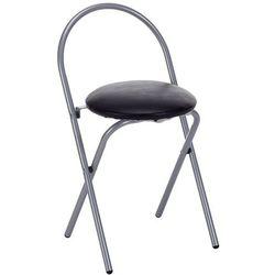 Wenko , stołek łazienkowy secura, składane krzesło