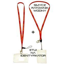 Smycz Ratownik Wodny z identyfikatorem z kategorii sprzęt asekuracyjny