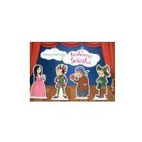 Domowy teatrzyk. Królewna Śnieżka (9788311136175)