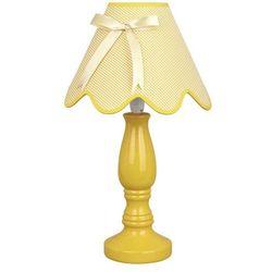 Candellux lola lampka gabinetowa 1x40w e14 żółta 41-04680 - rabaty za ilości. szybka wysyłka. profesjonalna pomoc techniczna.