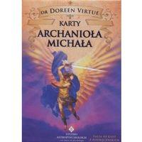 Karty Archanioła Michała. Podręcznik z talią 44 kart, Doreen Virtue