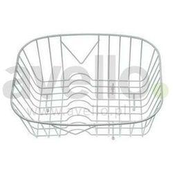 Ociekacz, kosz na naczynia do komór i zlewozmywaków PYRAMIS 34x40cm monoblock (525002801) - produkt dostępny w Avello.pl - Wyposażenie Łazienek i Kuchni!