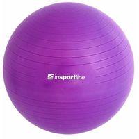 Piłka gimnastyczna inSPORTline Top Ball 65 cm - fioletowy