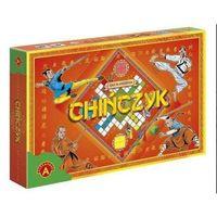 ALEXANDER Chińczyk Gra Planszowa, AM_5906018013597