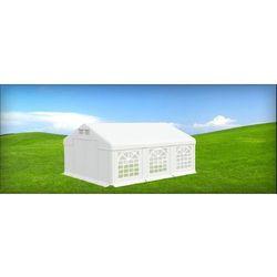 Namiot 5x6x2, wzmocniony namiot imprezowy, summer plus/sd 30m2 - 5m x 6m x 2m marki Das