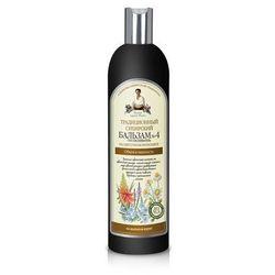 Balsam No 4 Objętość i Blask na Kwiatowym propolisie 600ml - AGAFI - produkt z kategorii- Kremy do stóp
