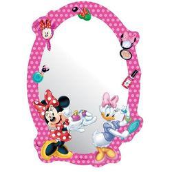 Lustro samoprzylepne dla dzieci Minnie Mouse, 15 x 21,5 cm