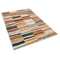 Dywan kolorowy 140 x 200 cm krótkowłosy FATSA (4260602370437)