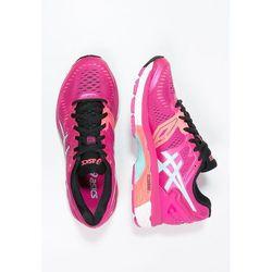 ASICS GELKAYANO 23 Obuwie do biegania Stabilność sport pink/aruba blue/flash coral (buty do biegania) od Zal