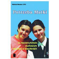 Potrzeba Matki, książka z ISBN: 8386843969