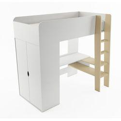 Dig-net Tom łóżko z biurkiem i szafą