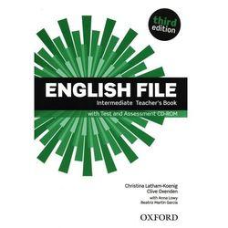 English File Third Edition Intermediate książka nauczyciela (Clive Oxenden, Christina Latham-Koenig)