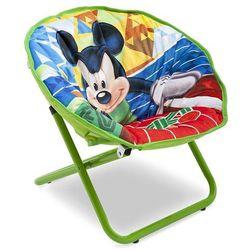 Delta Krzesło składane dla dzieci Myszka Mickey