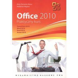Office 2010 Praktyczny kurs - Żarowska-Mazur Alicja, Węglarz Waldemar (Wydawnictwo Naukowe PWN)