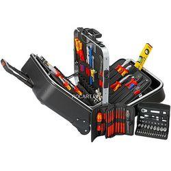 """Knipex 00 21 41 Walizka narzędziowa """"BIG Twin Move"""" dla elektryków (4003773082118)"""