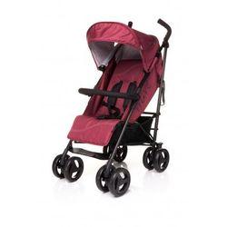 4baby  wave wózek spacerowy spacerówka dark red, kategoria: wózki spacerowe