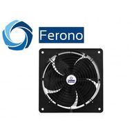 Wentylator osiowy, ścienny na płycie 400mm, 4500 m3/h (FPT400), FPT400