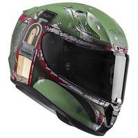 KASK HJC R-PHA-11 BOBA FETT BLACK/GREEN