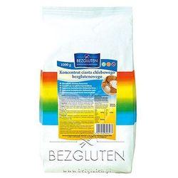 Koncentrat Ciasta Chlebowego Bezglutenowego 1000g - Bezgluten