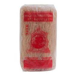 Makaron ryżowy razowy nitka 220 g marki Merre