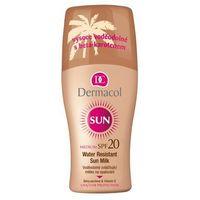 sun milk spray spf20 200ml w opalanie marki Dermacol