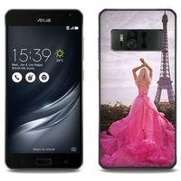 Foto Case - Asus Zenfone AR - etui na telefon Foto Case - różowa sukienka, ETAS549FOTOFT071000