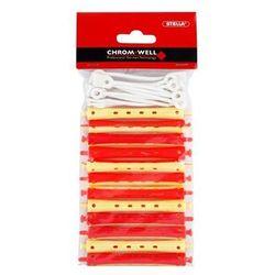 Chromwell Accessories Red/Yellow lokówki do trwałej ()