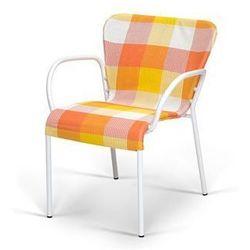 Skagerak FLOWER Krzesło Ogrodowe z kategorii Krzesła ogrodowe