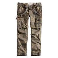 Surplus / niemcy Spodnie surplus premium slimmy woodland (05-3602-62)