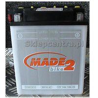Akumulator motocyklowy M2Bike by Varta YB14L-A2 14Ah 140A