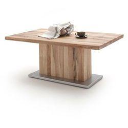Fato luxmeble Bari dębowy stolik kawowy kolumnowy