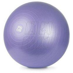 Piłka fitness  75cm fioletowa 31175, produkt marki Meteor