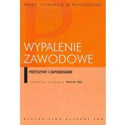 WYPALENIE ZAWODOWE (oprawa miękka) (Książka) (kategoria: Pedagogika)