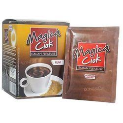 Czekolada na gorąco Magica Ciok o smaku Rumu 10x25g z kategorii Kakao