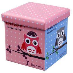 Pufa Moly Owl kolorowa