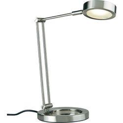 Lampka biurkowa Paulmann 70245, 1x6.7 W, LED wbudowany na stałe, Żelazowy, (ØxW) 16 cmx47.5 cm, 230 V