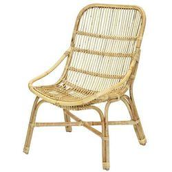 Krzesło ratanowe Clara