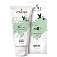 Attitude  naturalny krem na zmęczone nogi blooming belly z miętą 75 ml, kategoria: pozostałe środki do de