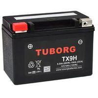 Akumulator wzmocniony Tuborg YTX9-BS TX9H 9Ah 160A/235A