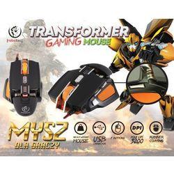 Rebeltec Gamingowa mysz optyczna USB TRANSFOMER DARMOWA DOSTAWA DO 400 SALONÓW !!