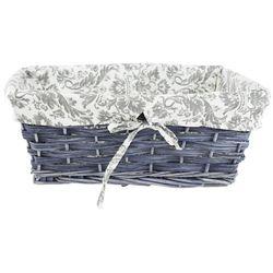 Koszyk na akcesoria łazienkowe szary dł.41 marki Sepio