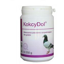 DOLFOS DG KokcyDol preparat zapobiegający kokcydiozie u gołębi 250g, produkt marki Dolfos