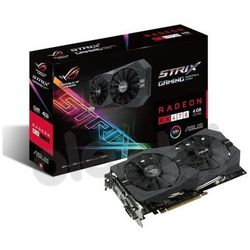 ASUS Radeon ROG Strix RX 470 O4G Gaming 4GB DDR5 256bit - produkt z kategorii- Karty graficzne
