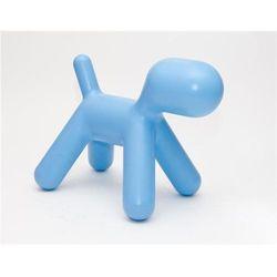 Siedzisko dziecięce Pies inspirowane Puppy - niebieski (5902385717052)